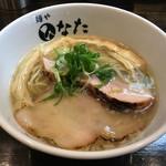麺や ひなた - 料理写真:塩ラーメン750円(税込)