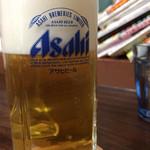 満菜 - 生ビール