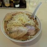 麺家 ぶんすけ - 塩旨辛ラーメン(760円)