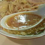 麺家 ぶんすけ - スープ