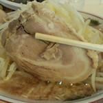 麺家 ぶんすけ - チャーシュー