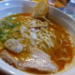 はりけんらーめん - 料理写真:鶏白湯(醤油/780円)