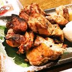 大衆酒場 どんがめ - 鶏肉(・∀・)