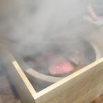 アコルドゥ - 料理写真:大和牛と護摩木