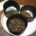 アコルドゥ - 茶葉