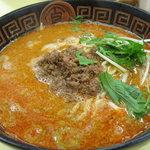 麺や 双六 - 坦々麺