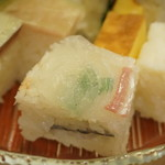初音鮨 - 京すしUP:鯛