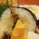 初音鮨 - 京すしUP:巻き寿司
