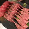 かなめ - 料理写真:黒毛和牛の三角バラ