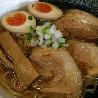 中華そば ひびき - 料理写真: