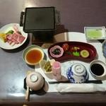 さんべ荘 - 料理写真: