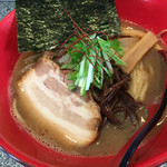 らいじん - 魚介節ラーメン 850円
