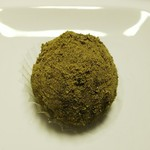 タケノとおはぎ - 麻の実ときな粉