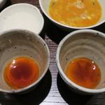 三合菴 - そば湯を愉しみます