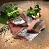 遊食旬菜 和 - 料理写真:新サンマのルイベ