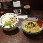 七志 とんこつ編 - ぶし系つけ麺