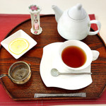 立木音楽堂 - 紅茶