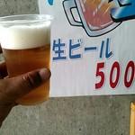 フロレスタ - 生ビール