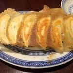 葉牡丹 - 焼餃子
