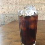 あまテラスカフェ - あまブレンド アイスコーヒー