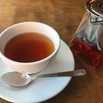 あまテラスカフェ - アールグレイ