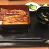 前川 - 料理写真:上から二番目のうな重。