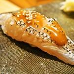 鮨 慎之介 - おまかせ(メイチ鯛)