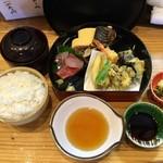 銀の里 - 料理写真:幕の内弁当(限定10食) /900円