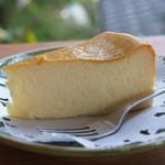 たぶの木 - チーズケーキ