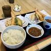 陣屋 - 料理写真:大盛り天ぷら定食/980円(ごはんは大盛りになっています)