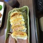 まん吉 - ギョーザ(400円)