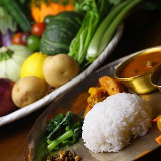 【当店の一押し】ネパールの家庭料理「ダルバード」