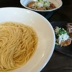 つけ麺一燈 - 牛限定 1000円