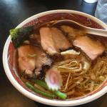 ヱビスヤ - ワンタン麺 950円