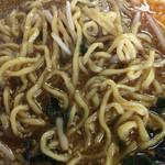 らーめん 大将 - 太麺