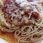 トレンタ - 牛肉のラグーパスタ