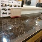 大衆食堂 御膳屋 - 【2017.9.25(月)】カウンター席