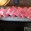 てんから - 料理写真:飛騨牛カルビ御膳のカルビ