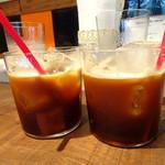 カリメロ - ◆ドリンクも選べますので「アイスコーヒー」を。
