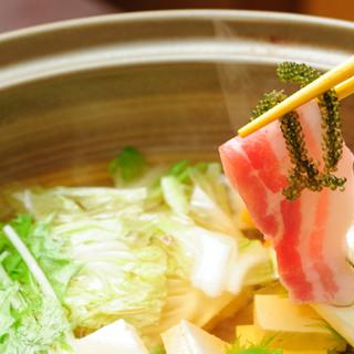 沖縄「アグー豚」は旨みを楽しめるしゃぶしゃぶがオススメです