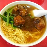 中華料理 龍鳳酒家 - 排骨麺