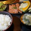 焼肉酒楽銀 - 料理写真:銀上バラ定食