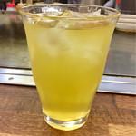 大丸堂 - 緑茶割り