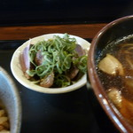 炭火焼 みや澤 東野田店 - カツオのたたき
