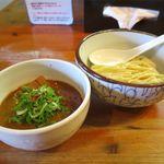 麺屋 高橋 - みそつめめん小(780円)