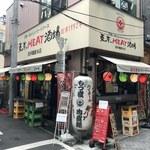 東京MEAT酒場 - 外観