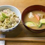 喰わせ屋 おんど - 土鍋ごはんと御味噌汁