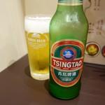 山城・食 - 「 青島ビール 」中国本土では良く飲みました