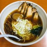 麺 えどや - チャーシュー玉子(1,030円)