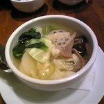 ぷんぷくまる 横浜そごう店 - 野菜スープ